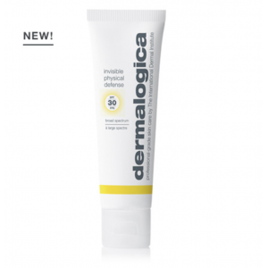 new! Invisible Physical Defense SPF 30